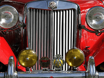 Screenshot of Classic Cars