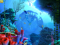 Small screenshot 2 of Coral Clock 3D