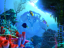 Small screenshot 3 of Coral Clock 3D
