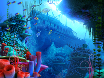Screenshot of Coral Reef 3D