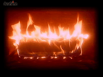 Small screenshot 3 of Crackling Fire Log