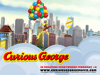 Screenshot of Curious George