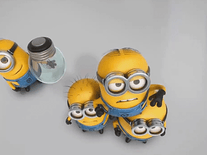 Screenshot of Despicable Me: Minions