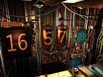 Screenshot of Digital Clock 3D