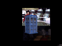 Screenshot of Doctor Who: Tardis 3D