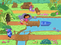 Screenshot of Dora the Explorer
