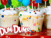 Screenshot of Dum Dums Cupcakes