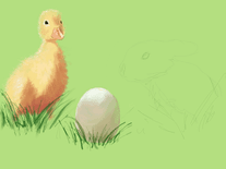 Small screenshot 2 of Easter Artwork