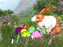 Screenshot of Easter Rabbit