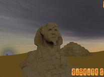 Screenshot of Egyptian Pyramids 3D