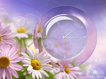 Screenshot of Enchanting Clock