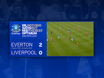 Screenshot of Everton FC