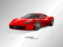Screenshot of Ferrari 458 Italia