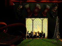 Screenshot of Fireplace 3D