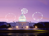 Small screenshot 2 of Fireworks on Capitol
