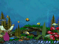 Screenshot of Fish Aquarium 3D