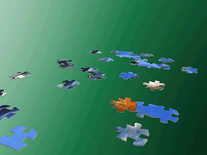Small screenshot 1 of Gaia 3D Jigsaw Puzzle