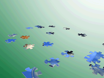 Small screenshot 3 of Gaia 3D Jigsaw Puzzle