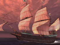 Screenshot of Galleon 3D