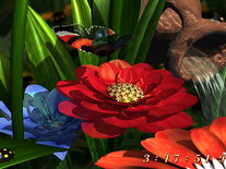Screenshot of Garden Flowers 3D