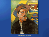 Screenshot of Gauguin