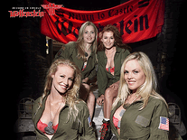 Screenshot of Girls of Castle Wolfenstein
