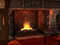 Small screenshot 2 of Gothic Fireplace
