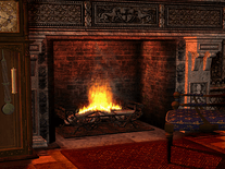 Small screenshot 3 of Gothic Fireplace