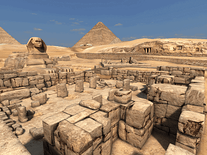 Small screenshot 2 of Great Pyramids 3D