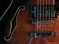 Screenshot of Guitars