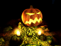 Screenshot of Halloween 3D