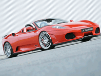 Screenshot of Hamann Ferrari F430
