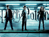 Screenshot of Harry Potter 6