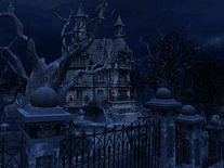 Screenshot of Haunted House 3D