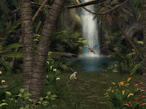 Screenshot of Heart of Jungle