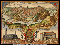 Screenshot of Historic Cities