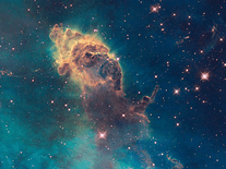 Screenshot of IMAX Hubble