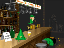 Screenshot of Irish Pub