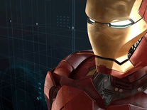 Screenshot of Iron Man 2