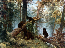 Screenshot of Ivan Shishkin