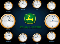 Screenshot of John Deere: World Time