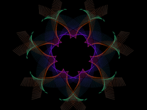 Small screenshot 2 of Kaleidoscope 95