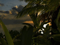Screenshot of Lagoon 3D