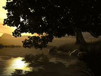 Small screenshot 3 of Lake Tree 3D