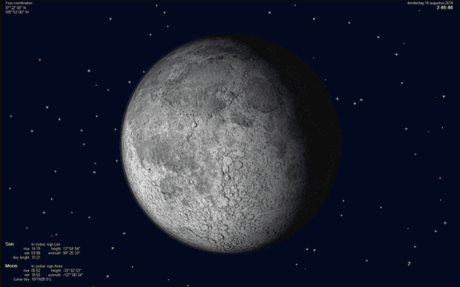 Actual Moon Screensaver For Windows Screensavers Planet