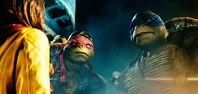 Teenage Mutant Ninja Turtles Screensaver For Windows