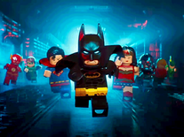 Screenshot of LEGO Batman