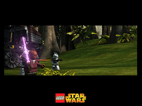Screenshot of LEGO Star Wars