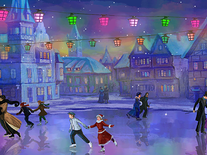 Screenshot of Love Rink