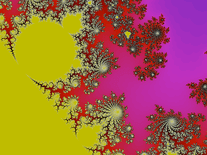 Screenshot of Mandelbrot